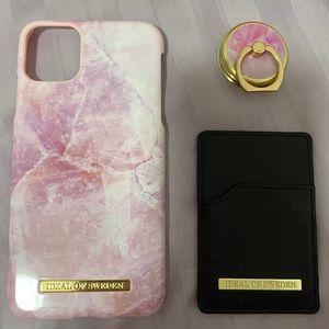 USED IdealofSweden Case Set iPhone 11 Pro Max
